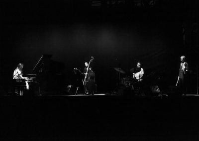 Simone Maggio Quartet live