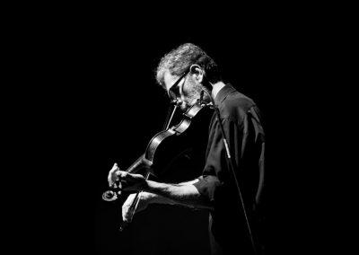 Simone Maggio Quartet live violino